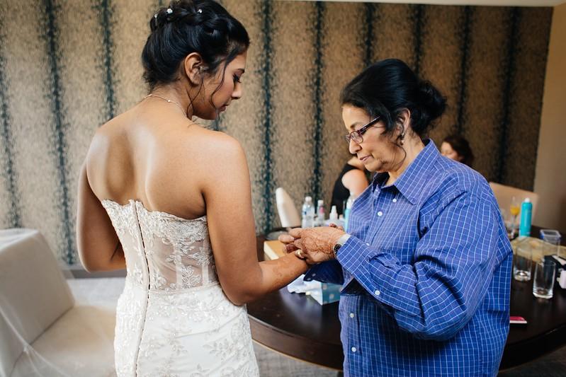 LeCapeWeddings Chicago Photographer - Renu and Ryan - Hilton Oakbrook Hills Indian Wedding -  200.jpg