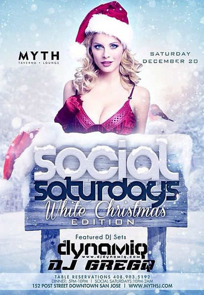 "<FONT SIZE=""1"">White Christmas Party @ Myth Taverna & Lounge 12.20.14"