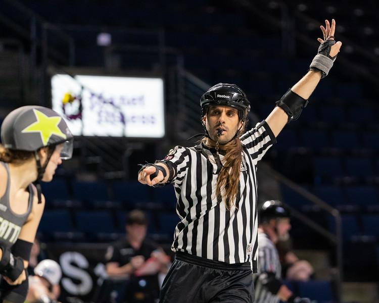2019 Playoffs Seattle Game2 Minnesota Rat City Keith Bielat