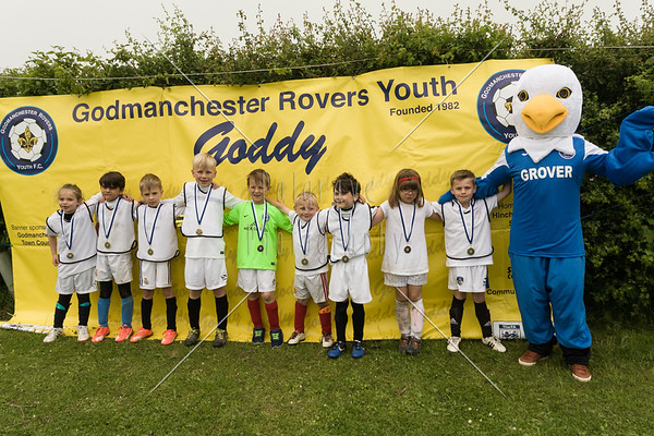 Godmanchester Rovers - Whites tournament June 2016