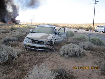 Teresa & Trung's Car accident