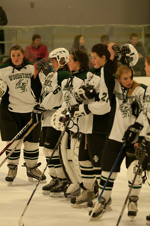 WUHS 2013 Girls Varsity Hockey