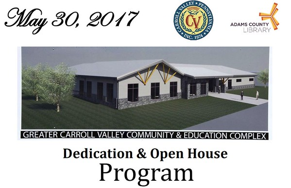 Dedication and Open House