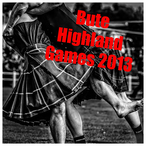 The 2013 Bute Highland Games