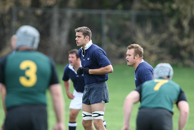 BYU Rugby 2007 Spring UVSC Scrimmage