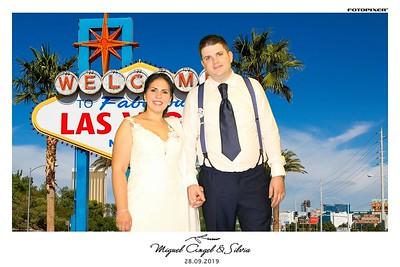 Miguel Ángel & Silvia 28.09.2019 Hotel Beatriz, Albacete