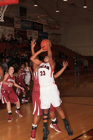 2012 Duncan Vs. Ardmore Basketball
