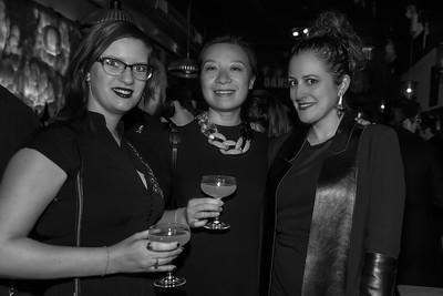UAP Party 1/27/17 Black & White Photos