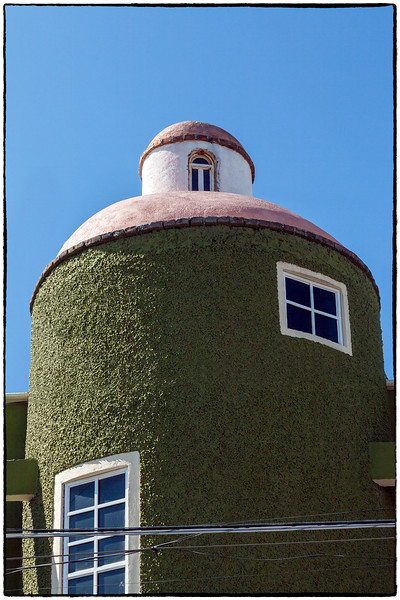 Turret in La Paz