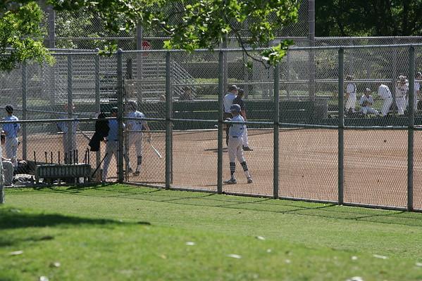Northwood Freshman baseball VS CDM 4.12.2016