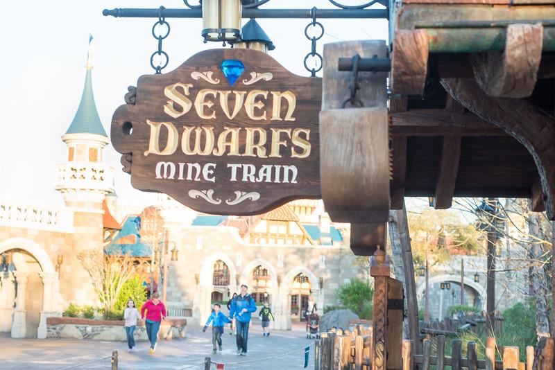 7DMT - Magic Kingdom Walt Disney World