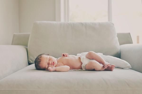 Baby Presley Moynihan 2015