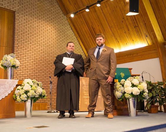 Armsworthy Wedding