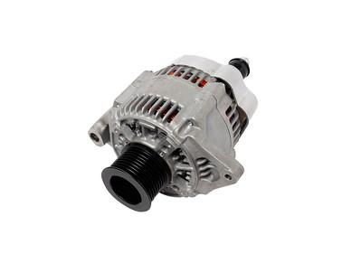 CASE IH 580 590 M SM SERIES WHEEL DIGGER ENGINE ALTERNATOR 12V 90 AMP