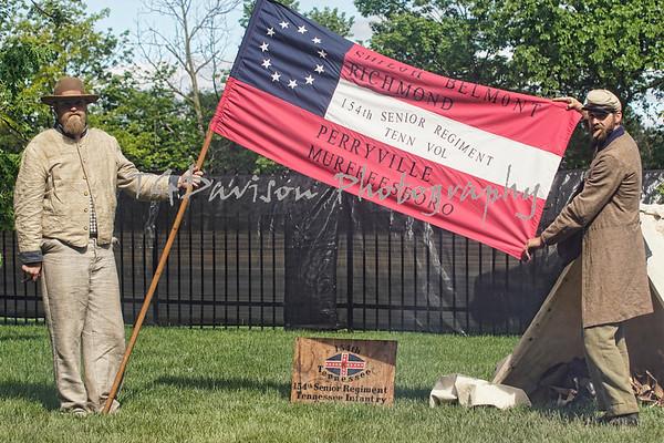 Naper Settlement Civil War Days 2017