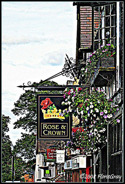 Rose & Crown, Stratford-Upon-Avon 