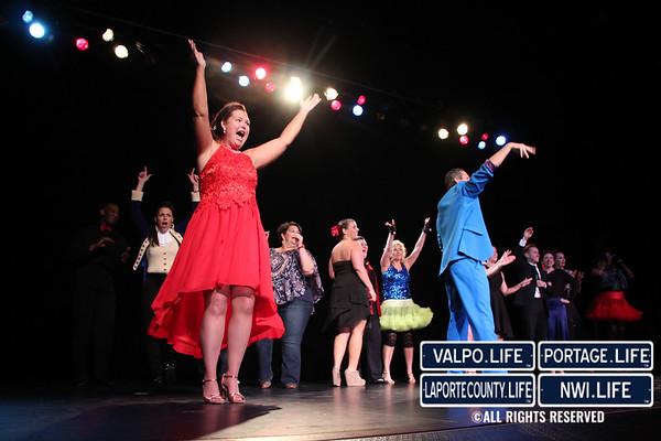La Porte County Family YMCA Dancing Like A Star 2017