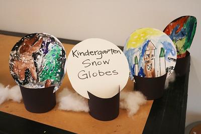 LS Kindergarten Winter Art 12-10-20