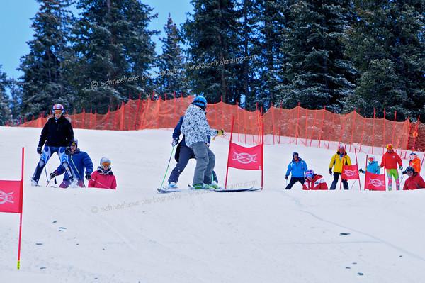 3-8-14 Masters DH at Ski Cooper - Run #1