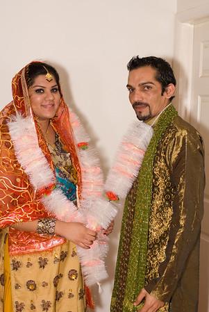 Rebecca&Aamir mehndi