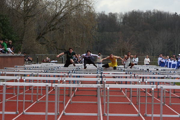 2008-03-15 IHS Track at Seattle Academy Relays