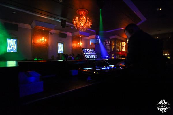3/13 [DJ Technicolor Live@Opal]