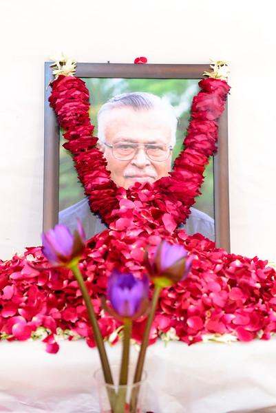 Hemantkaka Funeral
