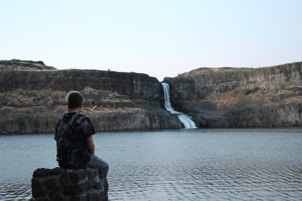 Dry Coulee adventure