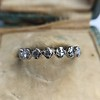 .80ctw French Cut Eternity Band 9