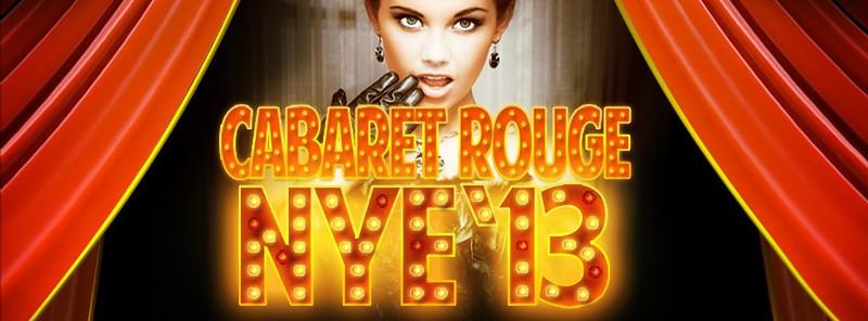 Cabaret Rouge NYE 2013 @ Penthouse Club 12.31.12