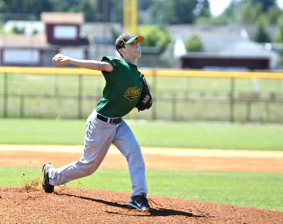 West Linn @ Forest Grove Tournament June 16-17, 2012