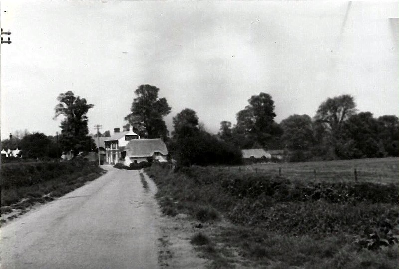 Calley Arms taken May 1956
