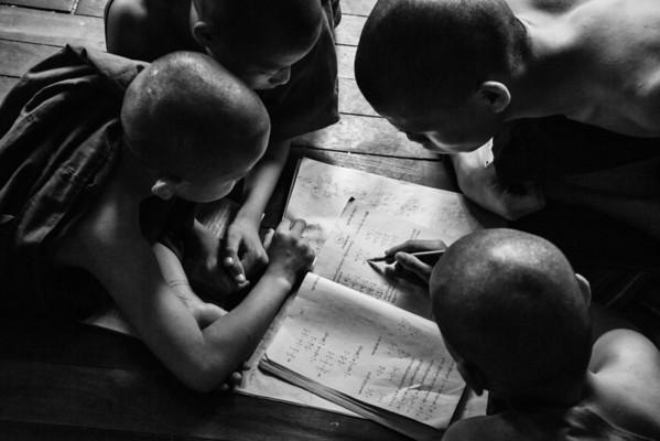 A Monastic Education