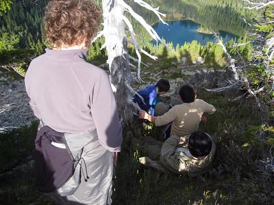 Boulder Lake Hike - Oct 18