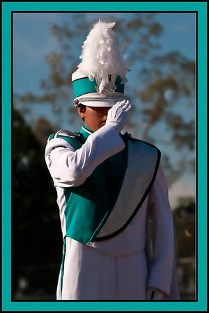 2011 SoCal Drum Majors