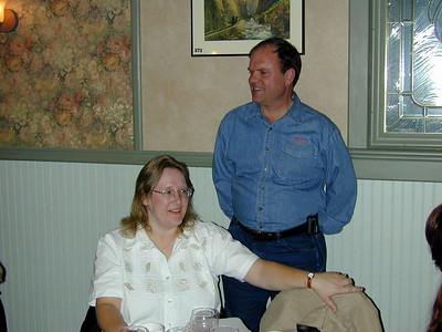 2001-12-21 Christmas Dinner