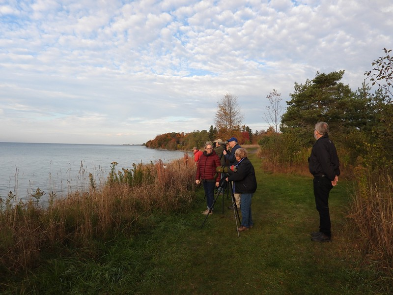 WBFN members at Lucas Point Park