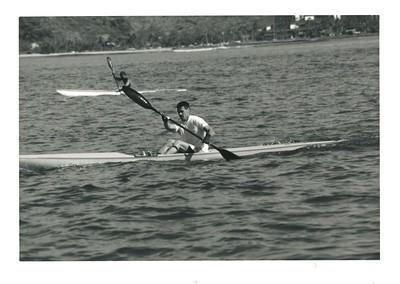 8th Annual OCC Kayak Race 1-23-1993
