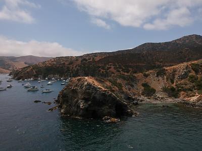 Catalina Drone Shots