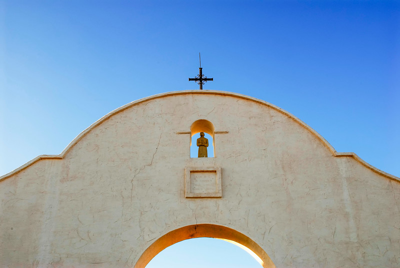 Mission San Xavier, Tucson, AZ