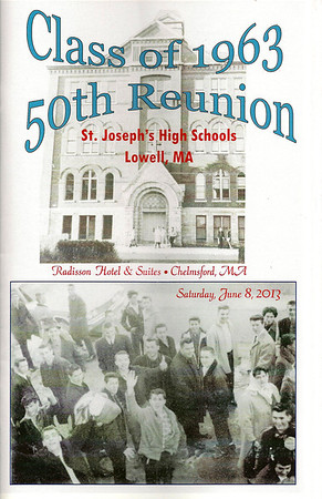 St Joe's 50th Class Reunion