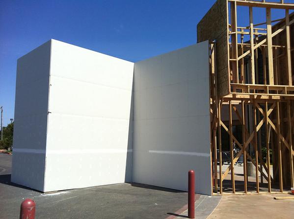 Breakaway 2011 Construction - June 2011