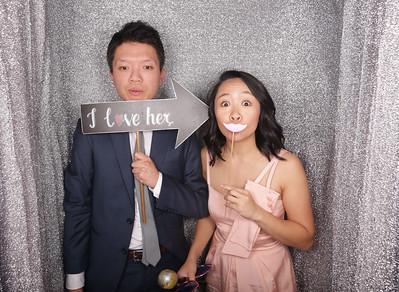 Daniel & Hien Photobooth Photos