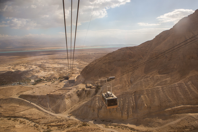 Ascent to Masada