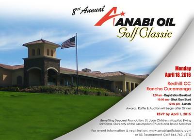2016 Anabi Oil Golf Classic