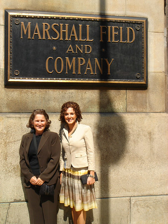 Last day at Marshall Field's - State Street