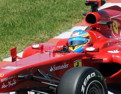 Montreal F1 Grand Prix 2011