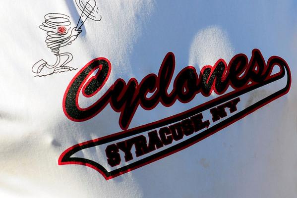 Cyclones vs Gray soxs