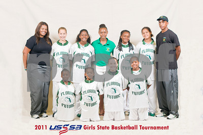 5P Florida Futures Team Photos