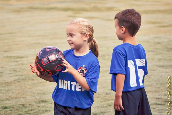 2016 6U Soccer Fall